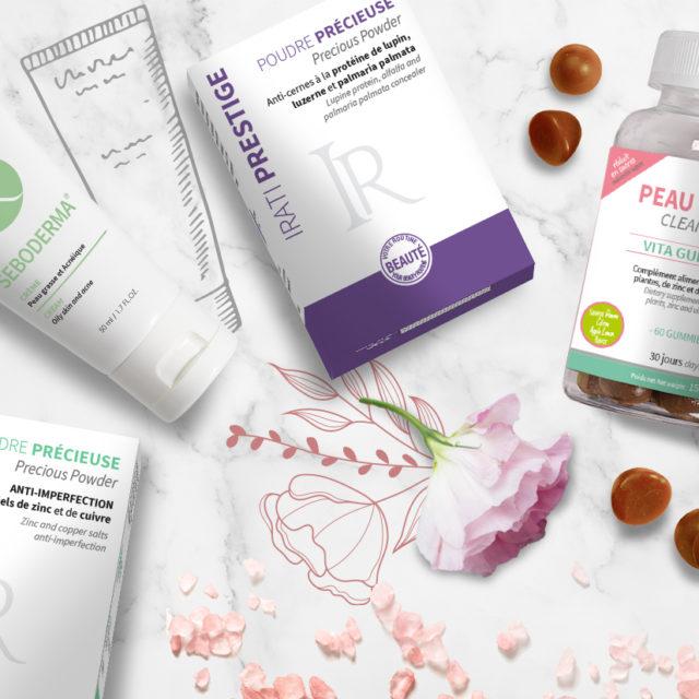 packagings compléments alimentaires et cosmétiques