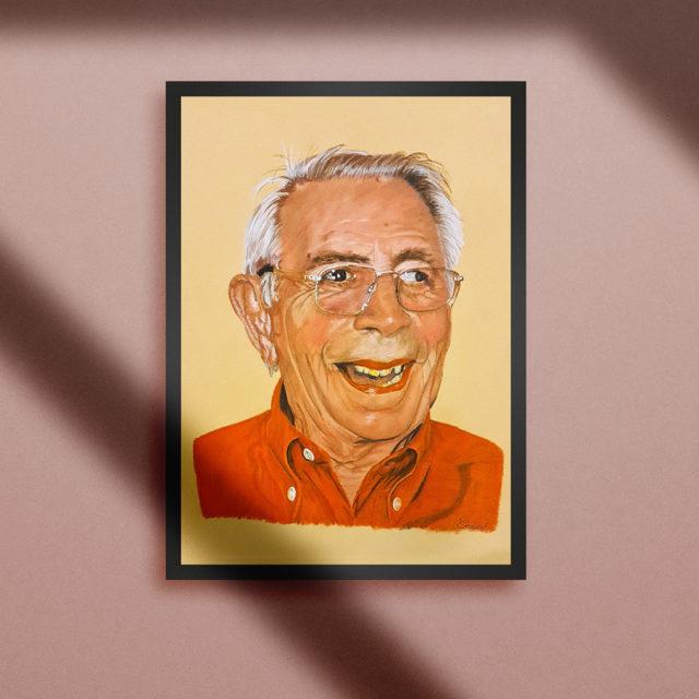 Portrait de mon grand-père